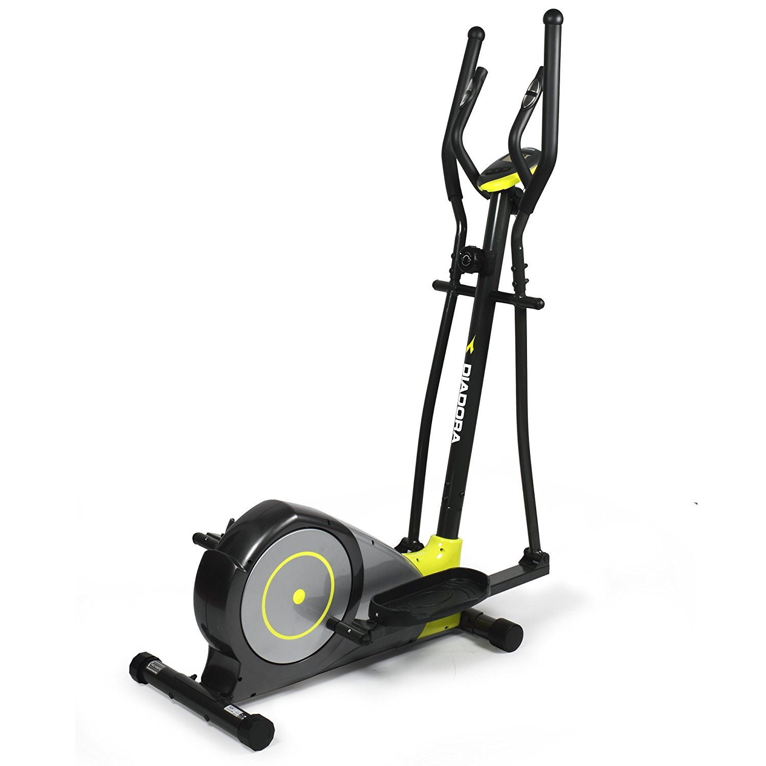CYCLETTE ELLITTICA MAGNETICA HOME FITNESS ALLENAMENTO IN CASA CAMERA CARDIO